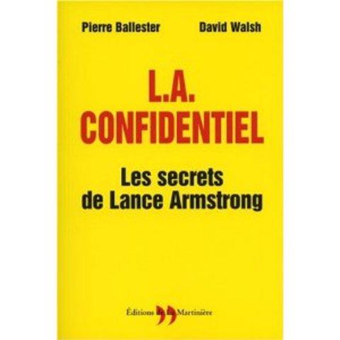 Accusé de dopage dans l'ouvrage LA Confidentiel