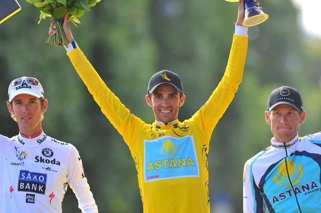 3e du Tour de France, à presque 38 ans