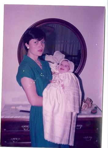 Nace mi hermana Mari Cruz