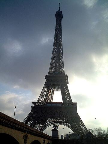 Paris, here I come