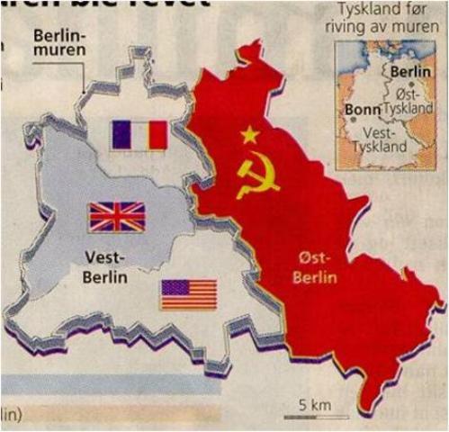 Deling av Tyskland
