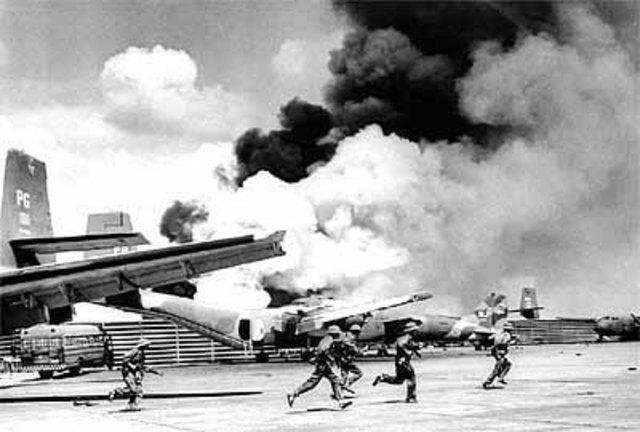 Vietnam-krigen