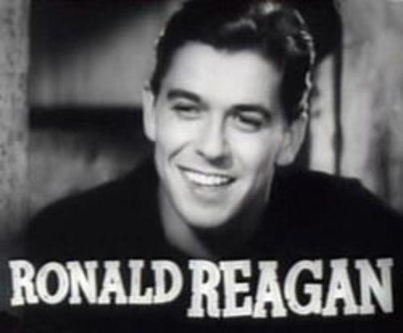 Ronald Reagen