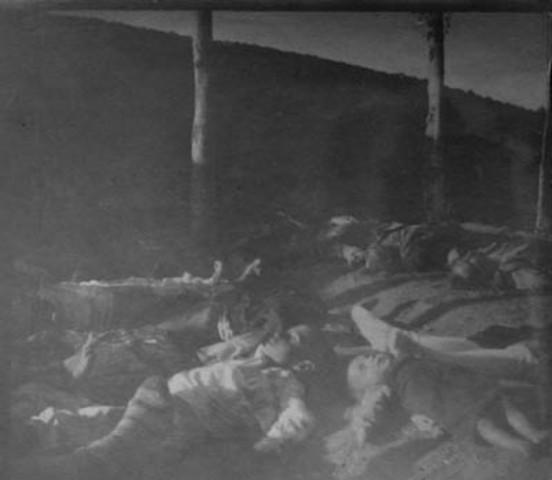 Children Massacred