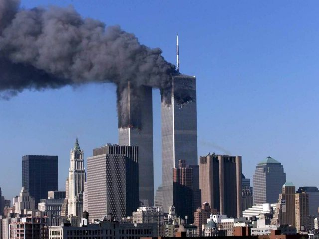 Atentado terrorista suicida en Estados Unidos