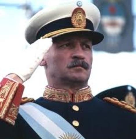 Presidencia de Ongania Juan Carlos - Contexto politico-social