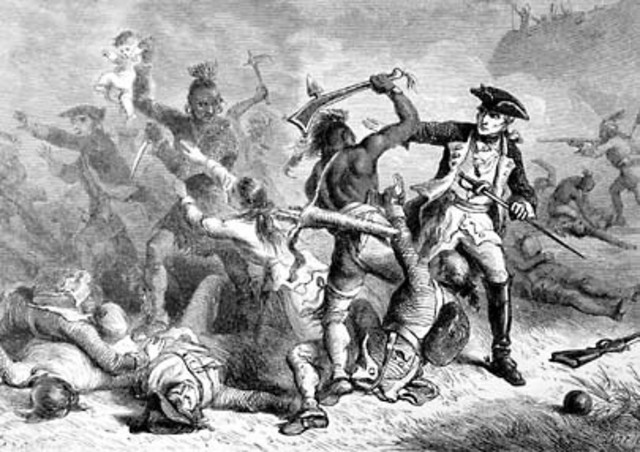 The First Intercolonial War