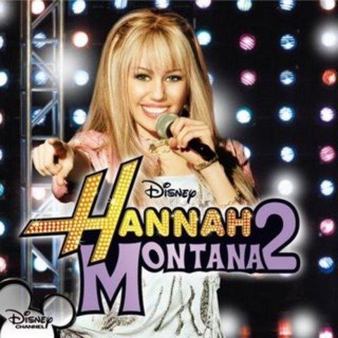 Second season of Hannah Montana