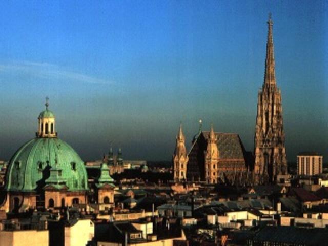 Went to Vienna