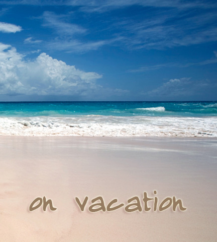 My first vacation