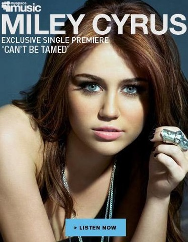He released his first single Can not Be Tamed