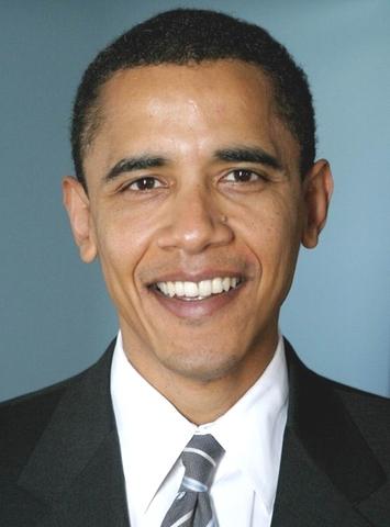 A new President.