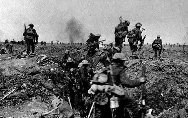 The Battle of the Somme Pt. 1
