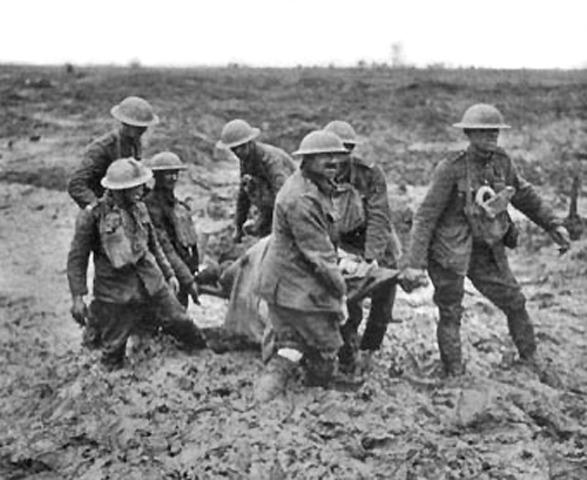 The Battle of Passchendaele Pt. 1