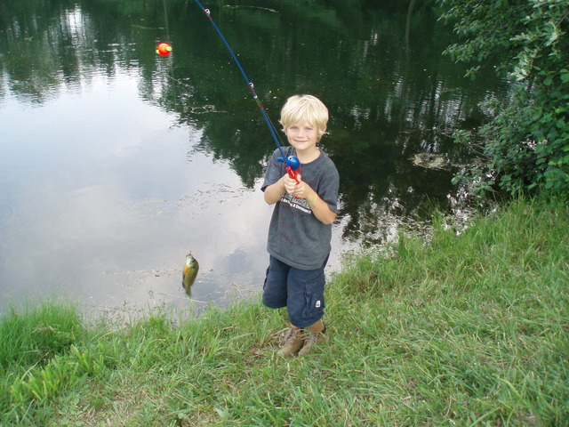 Scout Fishing Derby
