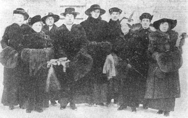 Suffragists Pt. 1