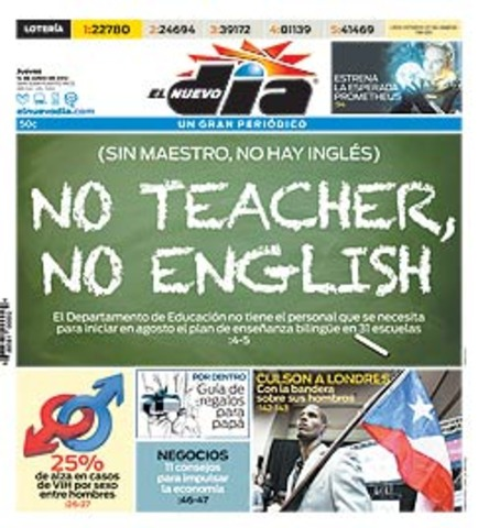Increase in the number of licensed teachers.