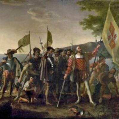 The Age of Exploration:  Columbus (1492) to Eve of  American Revolution (1763) timeline