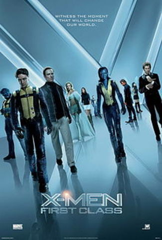 X- Men: First Class