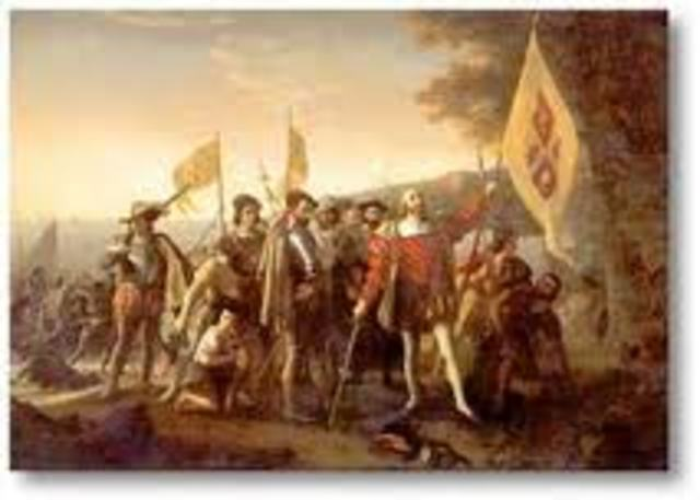 Colonizers...