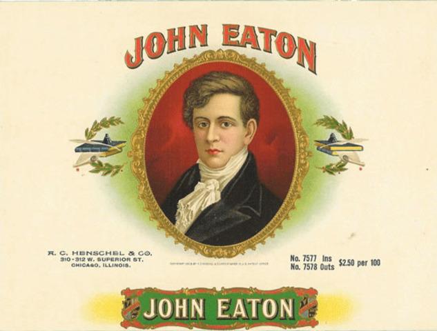 Dr. John Eaton...