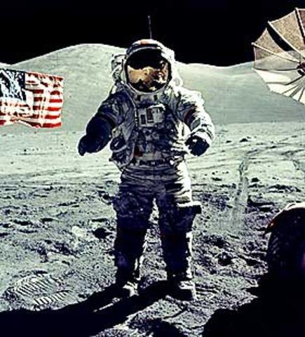 Første mann på månen 1