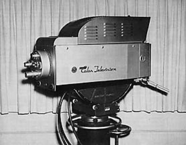 Ehilo Taylor Television Camera