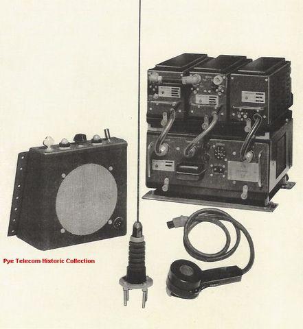 First Pocket Transmitter Radio