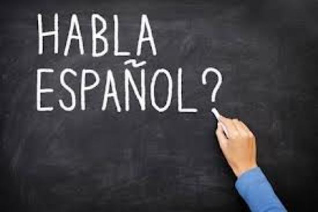 Spanish again...