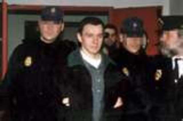 Leaders of ETA Arrested