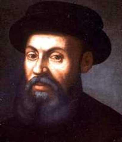 Magellan's trip