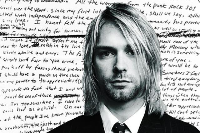 Fallece Kurt Cobain