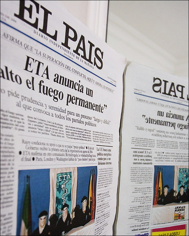 "ETA Signs ""Ceasefire"""