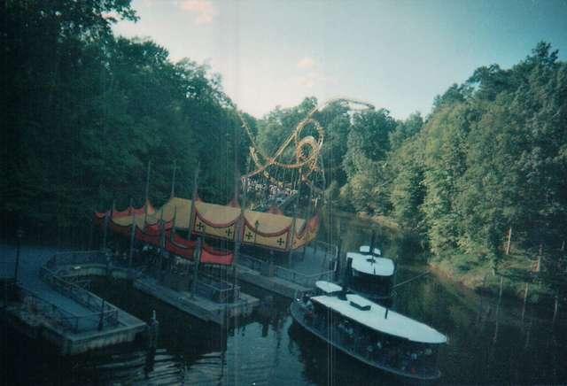 First trip to Busch Gardens