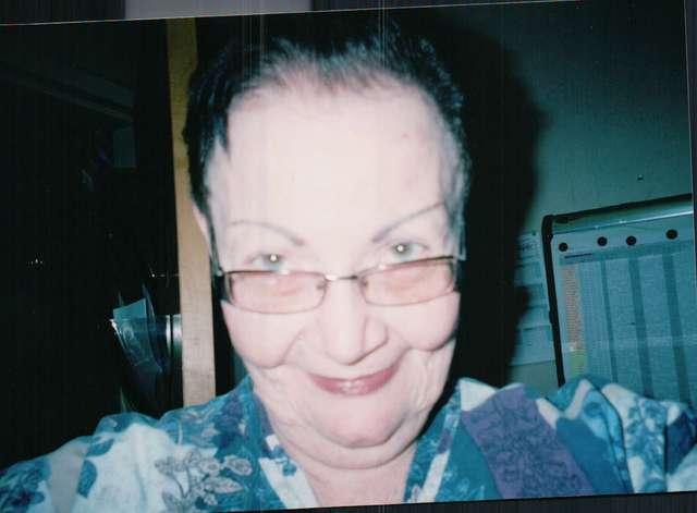 my creepy grandma