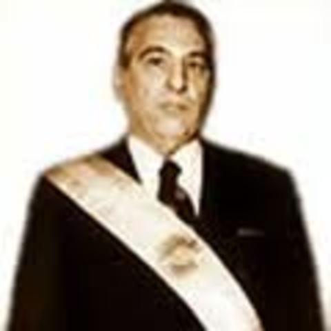 Presidencia de Raúl Alberto Lastiri