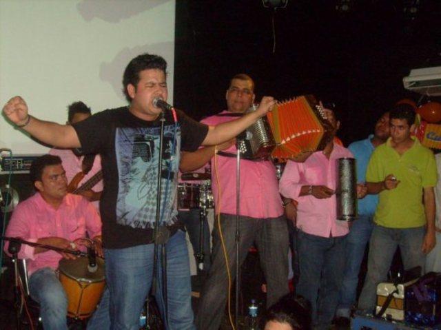 first performances were in Santa Marta and Barranquilla