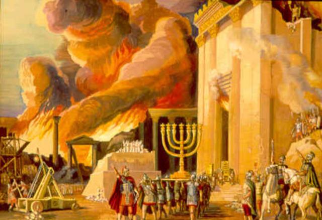 70 AD Jews and The Empire