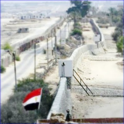 O muro - Faixa de Gaza