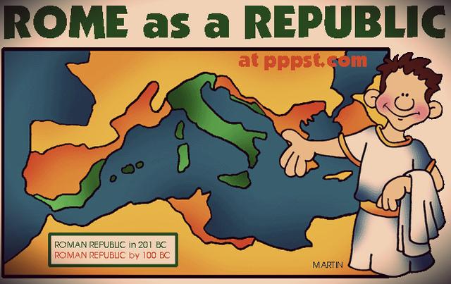 509 BC Rome Becomes A Republic