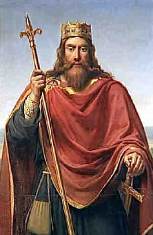 481 AD Clovis and the Franks