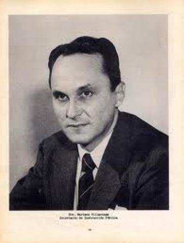 Dr. Mariano Villaronga