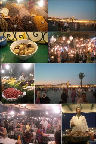 Went to Morroco