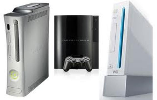 My first game console
