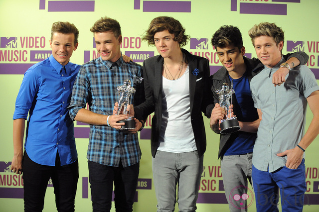 One Direction MTV video music awards