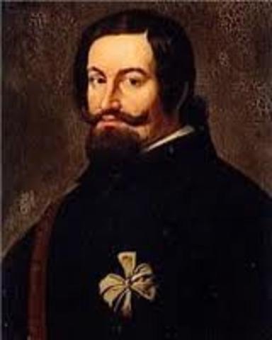 Damian de Olivares