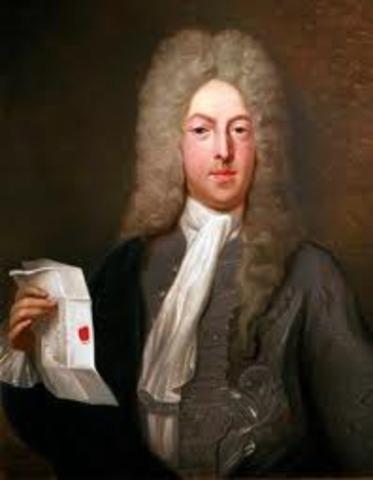 RICHARD CANTILLON   (1680 en Irlanda – 1734)