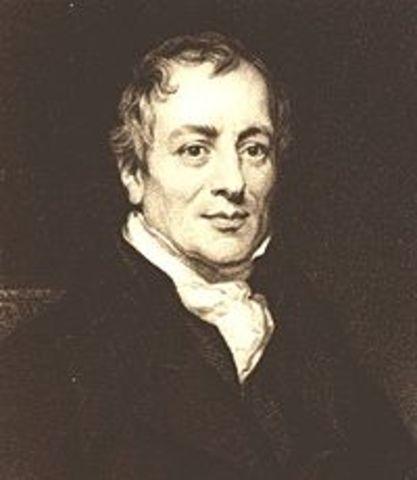 David Ricardo ( 1772-1823)