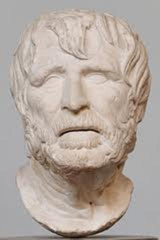 Hesiodo siglo VIII a. C.