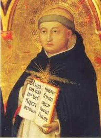 Tomas de Aquino (1225-1274)